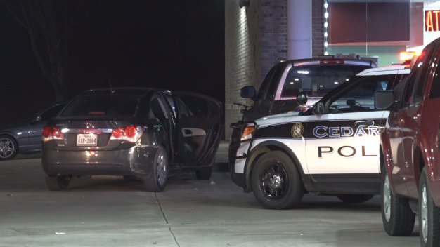 Shot Fired During Traffic Stop Prompts Manhunt in Cedar Hill