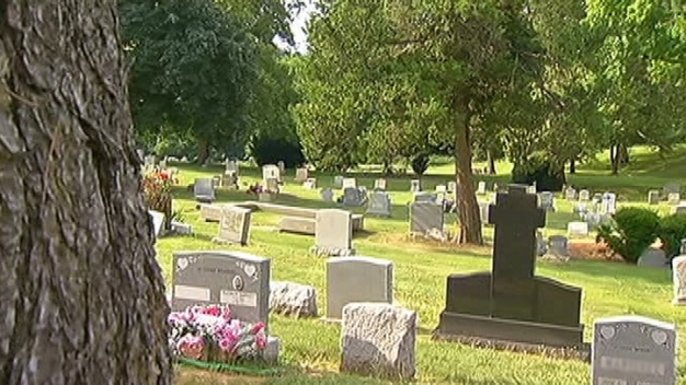 Body Found in Cemetery Plot Before Woman's Burial
