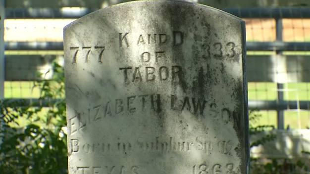 Descendants Say Deceased Were Disrespected at Slave Cemetery