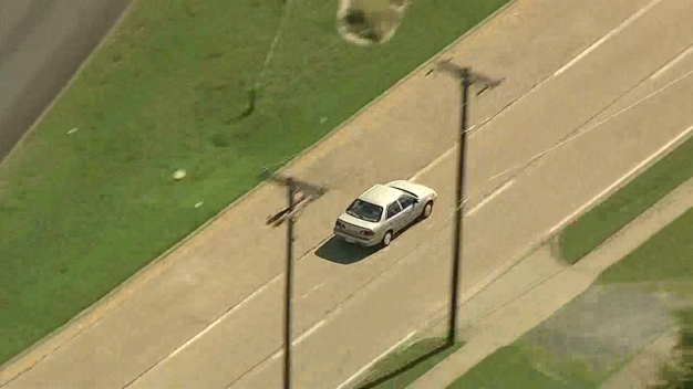 Mesquite Police Arrest Man After High-Speed Chase