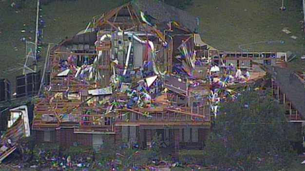 "Deadly Tornado Still a ""Fresh Wound"""