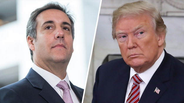 Trump Ready for Role in Cohen Raid Evidence Review: Lawyer