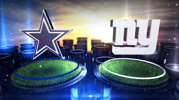 Cowboys Look to Clinch NFC East With Win Over Giants