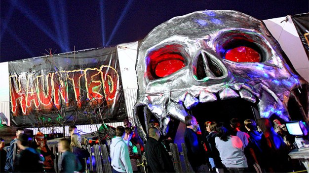 North Texas' Scariest Haunted Attractions