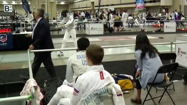 Olympics Events Come to Dallas Before Rio
