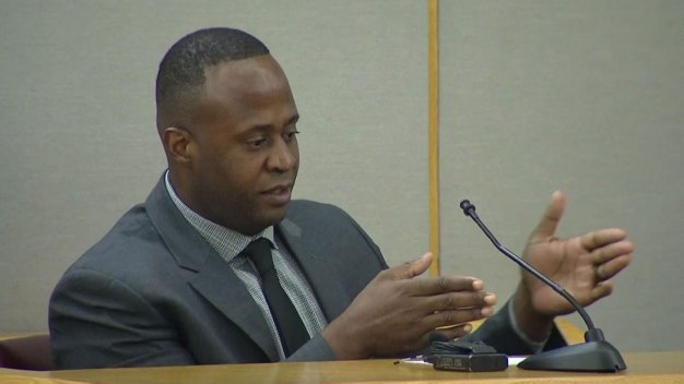 Former Officer Takes Stand in Lyndo Jones Shooting Trial