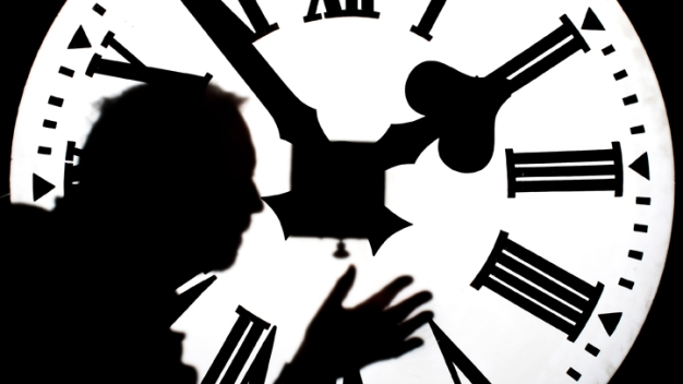 Change Your Clocks on Sunday