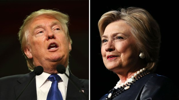Clinton and Trump: Side By Side on Immigration