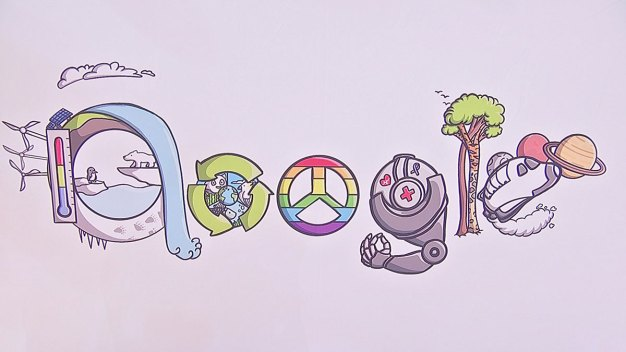 Vote Now: Local Girl Wants to Win Best 'Doodle for Google'