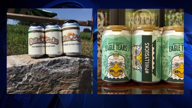 Forget Philly: We Have 'Eagle Tears' Beer