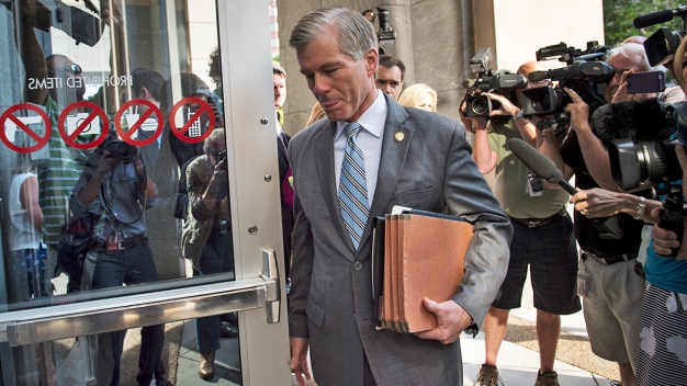 Former Va. Governor Admits Working Late to Avoid Wife