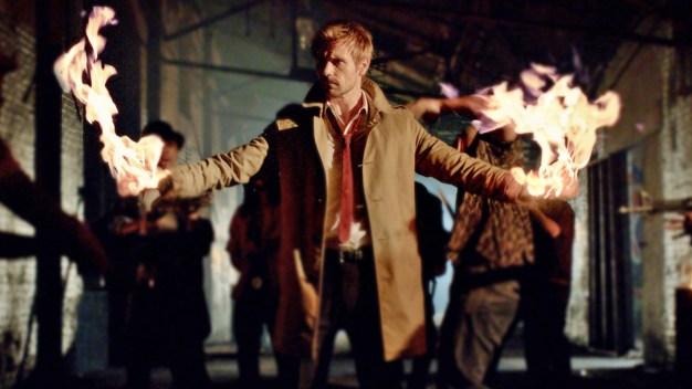 Friday: 'Grimm,' 'Constantine'