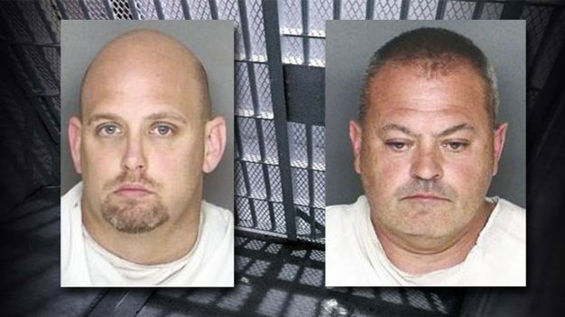 Former Deputies Pawned Stolen Guns: Warrant