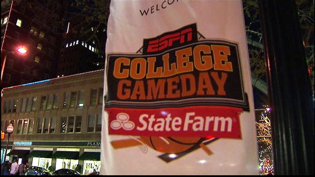 ESPN College GameDay Returning to Sundance Square