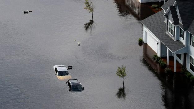 North Texas Volunteers Deploy to Flood-Ravaged Carolinas