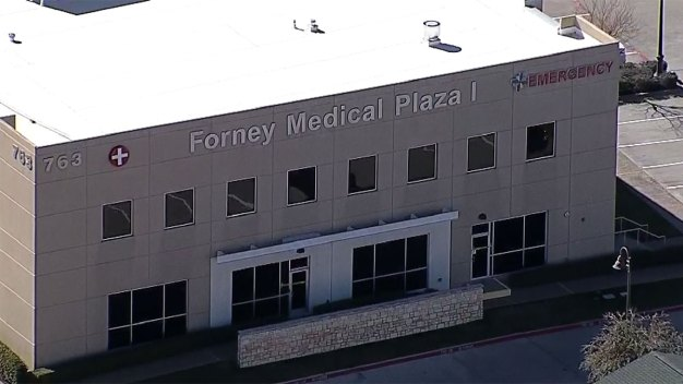 Forney Hospital Evacuated Due to Hazmat Situation
