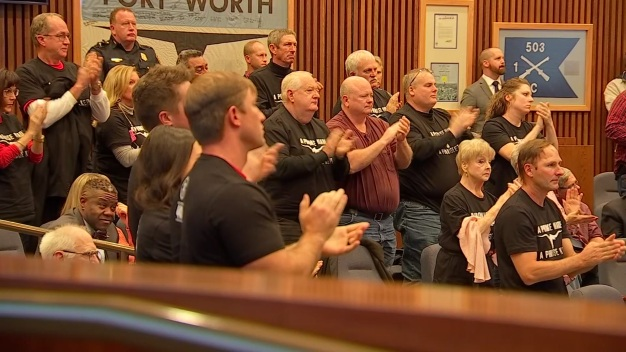 Fort Worth City Council to Vote on Pension Plan