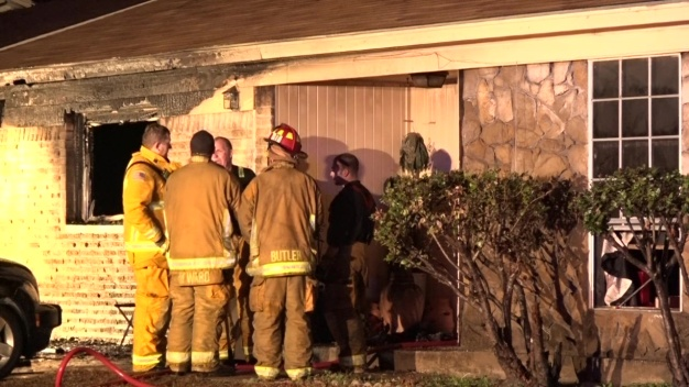 1 Dead, 1 Injured in Garland House Fire
