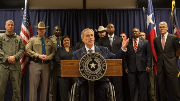 Texas Looks to Nullify Federal Laws