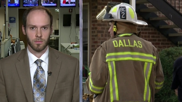 The DMN's Tristan Hallman: Fire and Pension Mediation