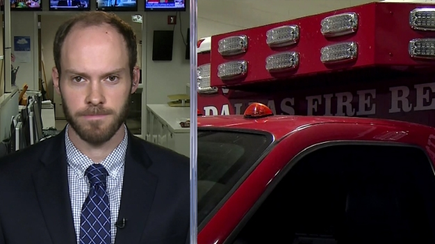 The DMN's Tristan Hallman: Dallas Fire-Rescue Strain