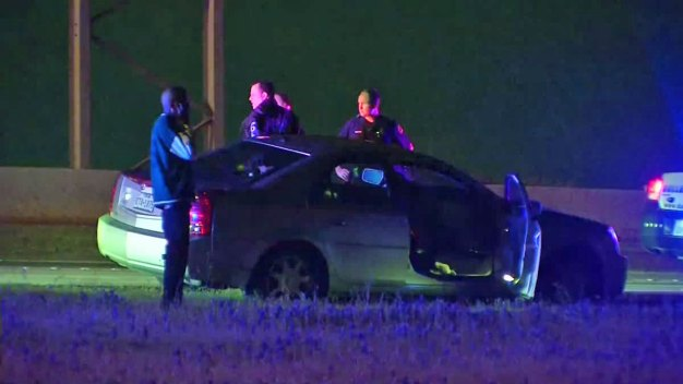 Dallas Driver Shot in the Leg Along I-20, Spur 408