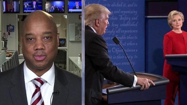 The DMN's Gromer Jeffers: First Presidential Debate