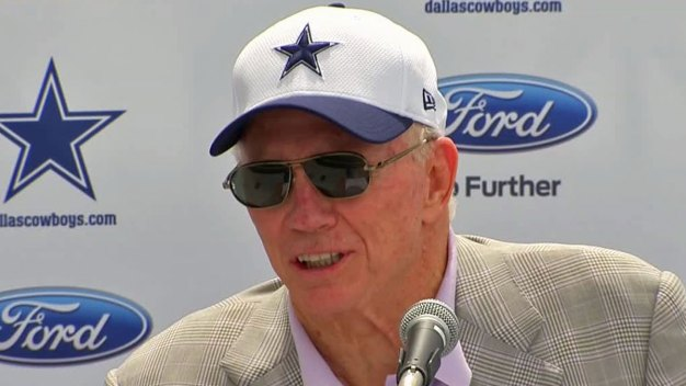 Cowboys Have a Healthy Salary Cap for a Change