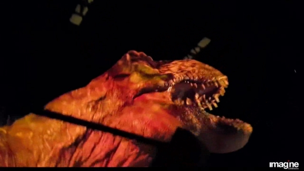 'Jurassic World' Exhibit Coming to US