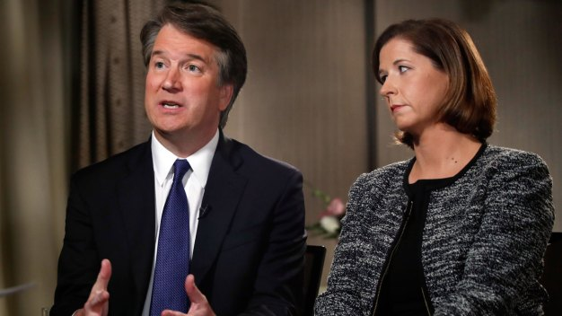 Kavanaugh Insists He's 'Never Sexually Assaulted Anyone'