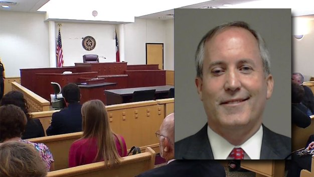 Feds Not Dropping Fraud Case Against Texas AG Paxton