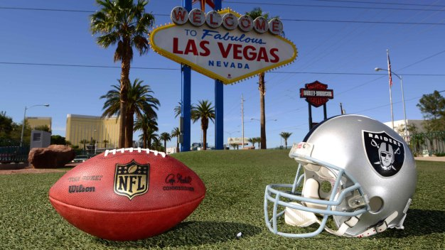 NFL Owners Approve Raiders' Relocation Proposal