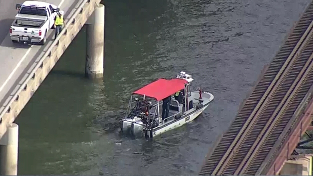 Authorities Respond to Possible Drowning on Lake Lewisville