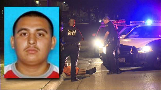 Manhunt Underway for Suspected Dallas Killer
