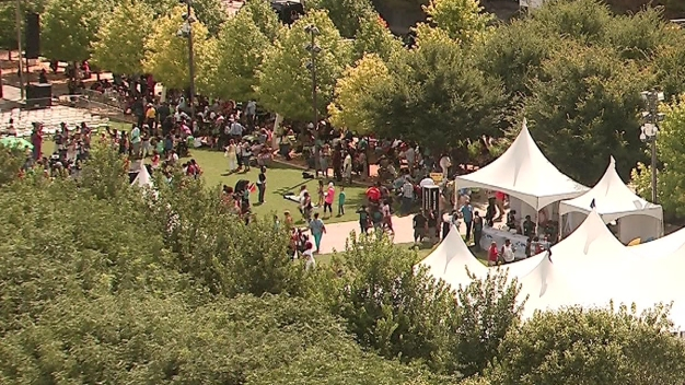 Thousands Attend Mega Fest 2017 in Dallas