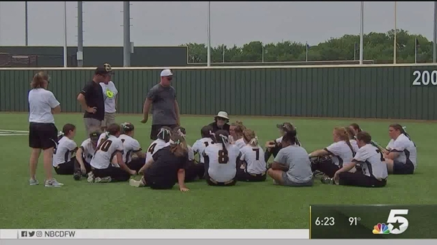 Season Ends for Forney After Playing for Fallen Teammate