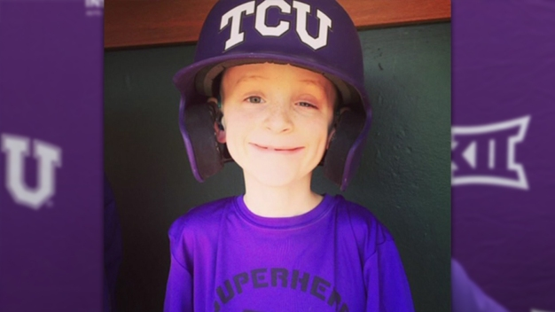 TCU Superfan Micah Ahern Dies of Cancer at Age 7