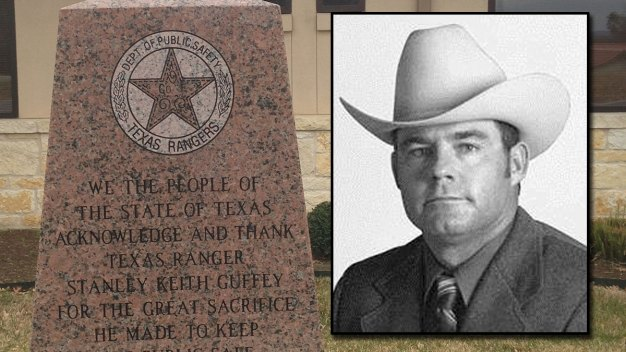 Memorial Honors Fallen Ranger Who Rescued Abducted Girl