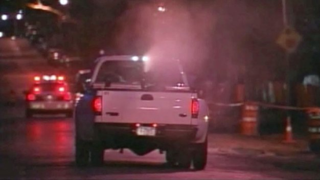 Positive West Nile Samples in Dallas Co., Spraying Tonight