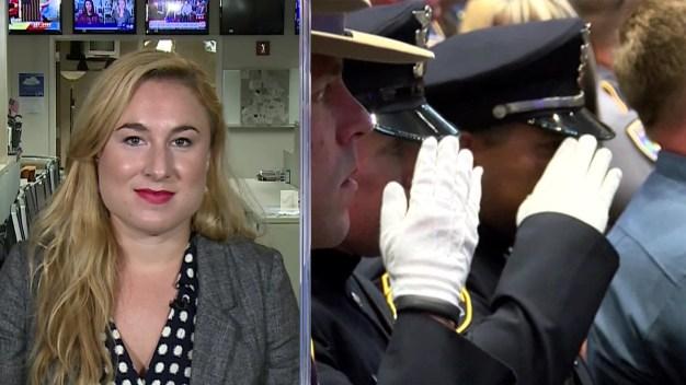 The DMN's Naomi Martin: Fallen Officer Funerals