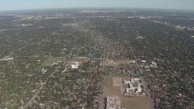 Seven Tornadoes Confirmed in North Texas: NWS