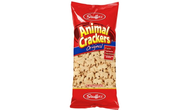 Animal Crackers Recalled Due to Allergy Alert