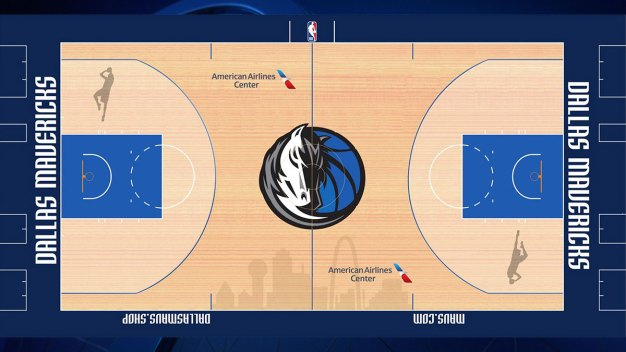 Dallas Mavs Will Honor Dirk With New Court Layout