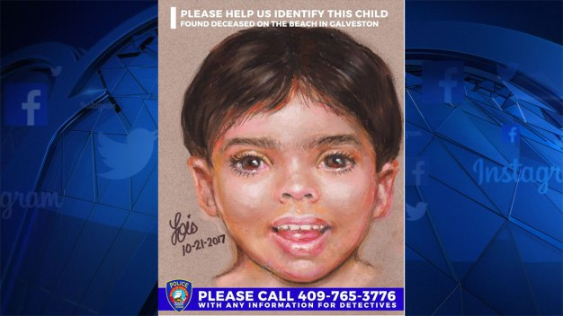 Body of Small Boy Washes Ashore on Galveston Beach