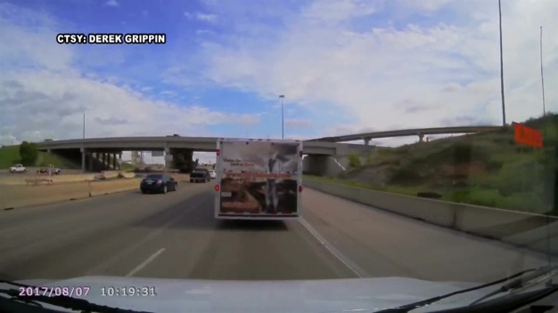 Video Shows What It's Like Driving Around Texas