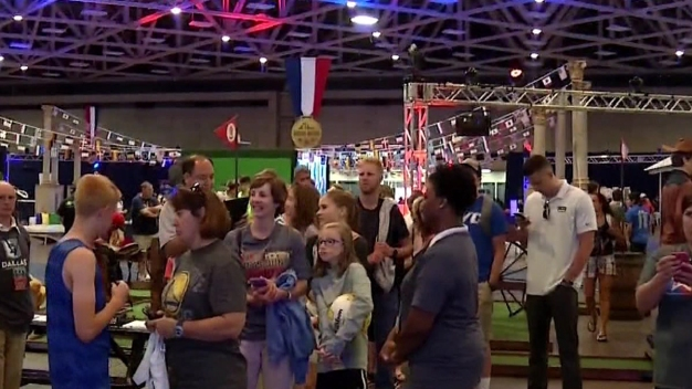 Olympic Day Draws Fans to Dallas Sports Festival