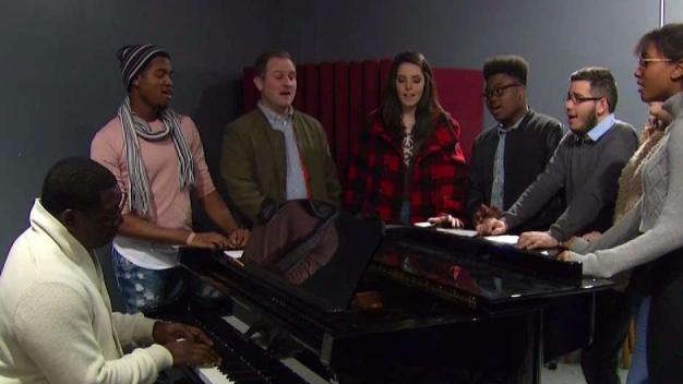 UT Arlington Students Help Create Patti LaBelle Holiday Album