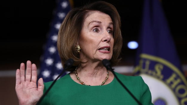 Pelosi: Border Wall Is 'Immoral, Expensive, Unwise'