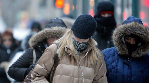 Polar Vortex to Set Temperatures Plunging