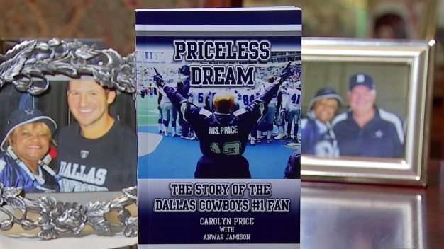 Cowboys' No. 1 Fan Tells Her Story